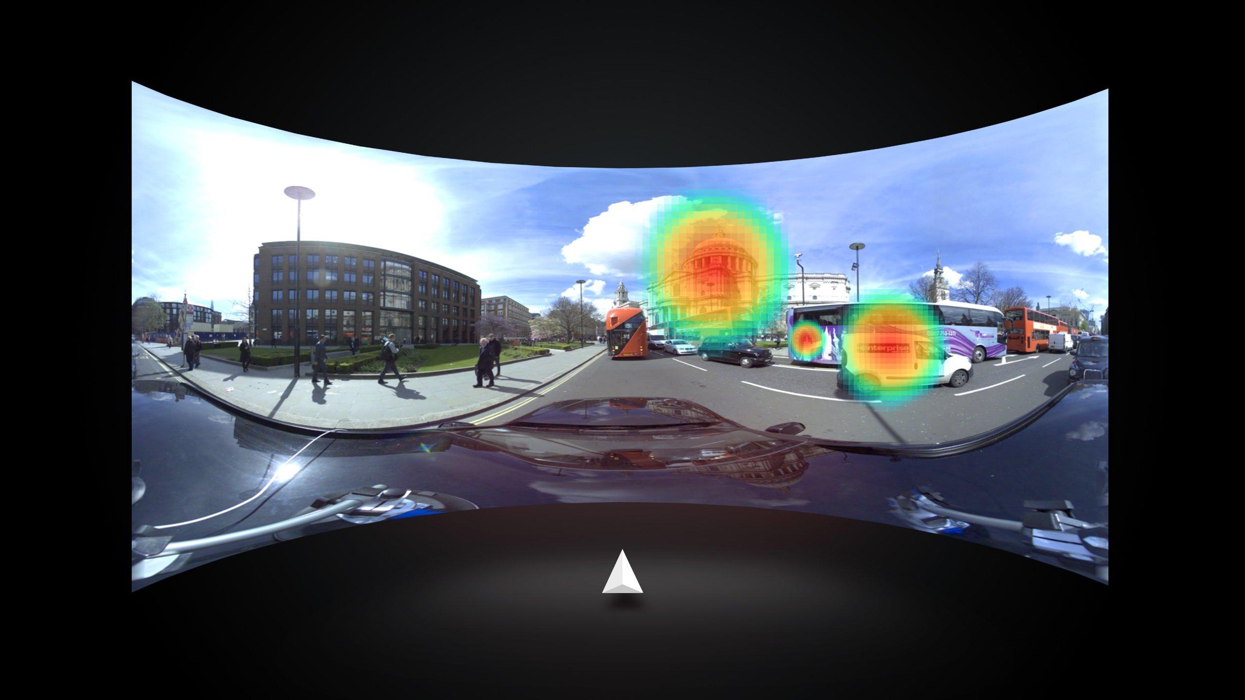 VR-commerce & Analytics
