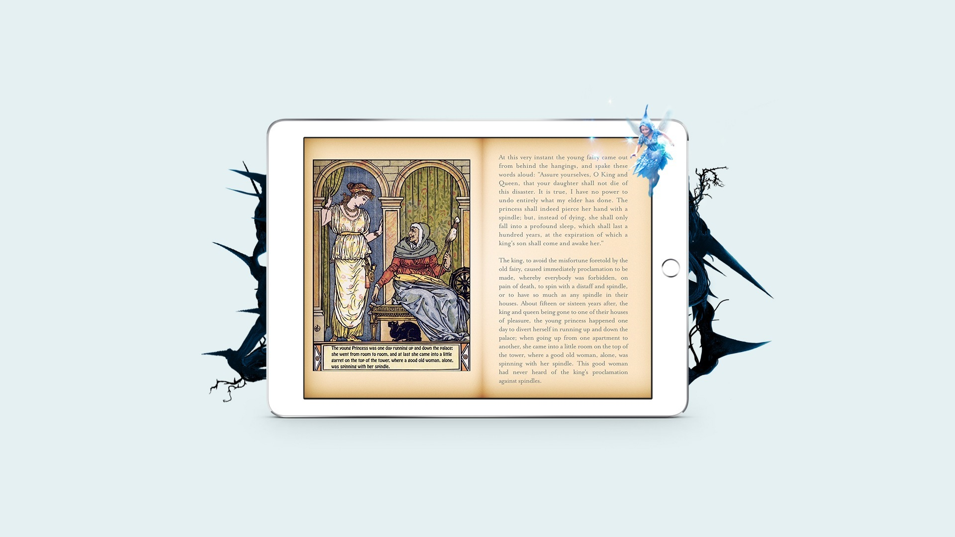 Maleficent iBook