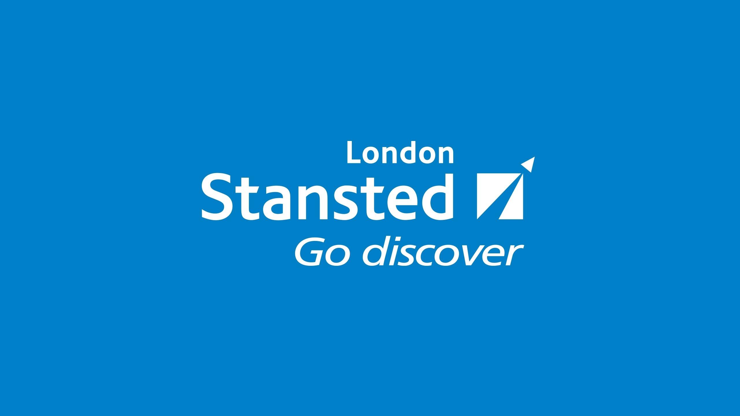 London Stansted branding