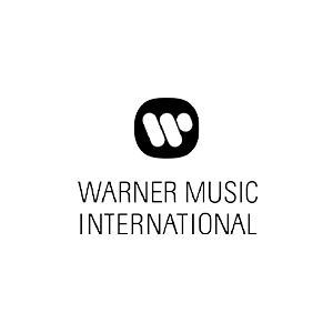 Warner Music black logo